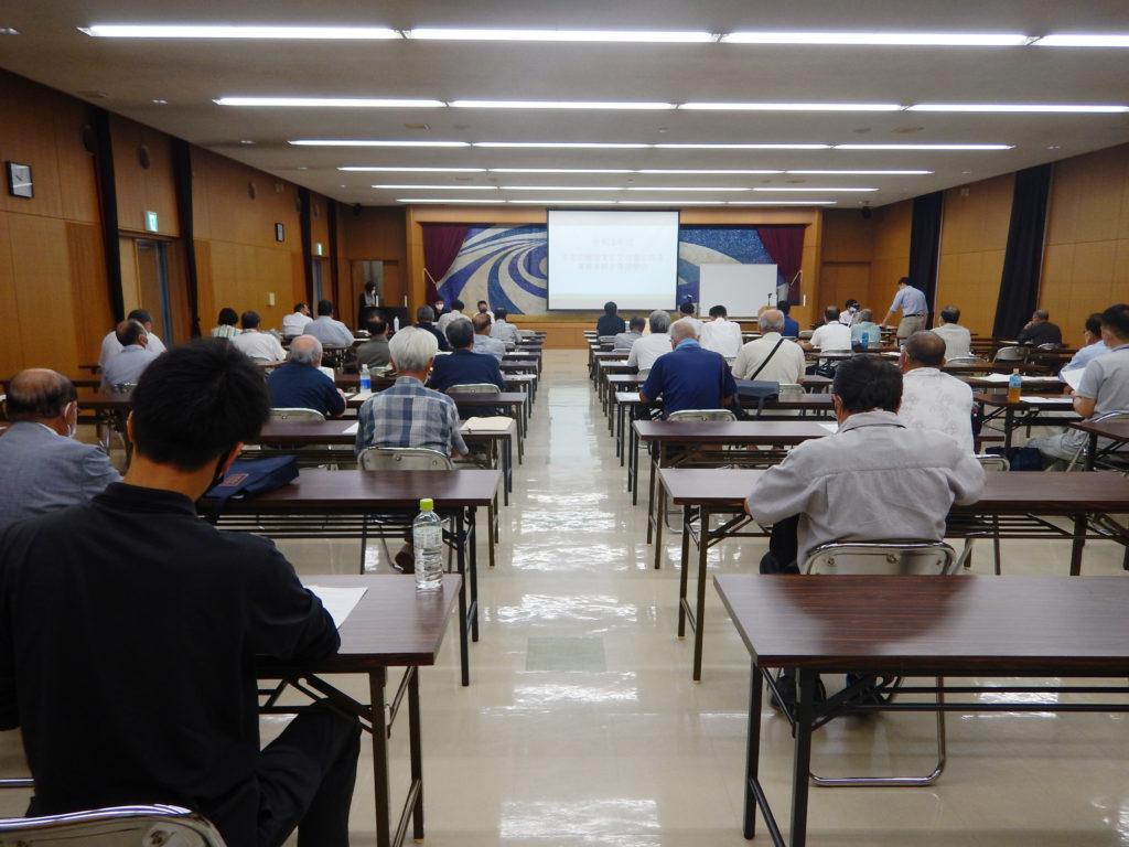 R3事務手続き等説明会:JA会館(7/30)